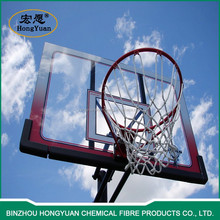 Wholesale pp custom durable competition basketball net