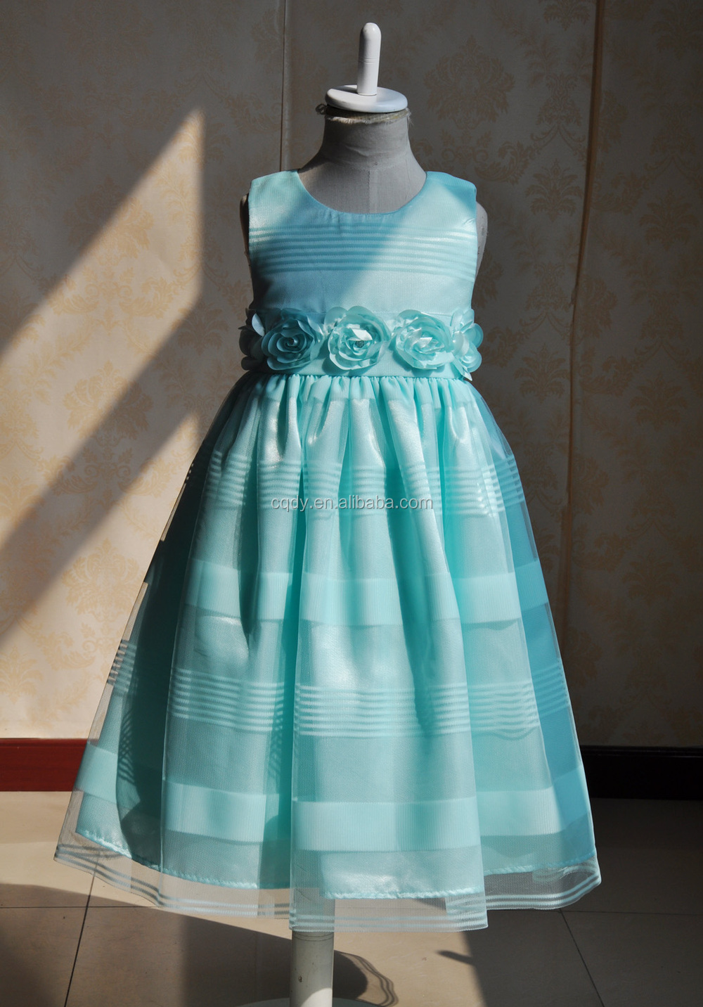 2015 Kids Beautiful Model Dresses Birthday Dress For Girl Of 7 Years ...