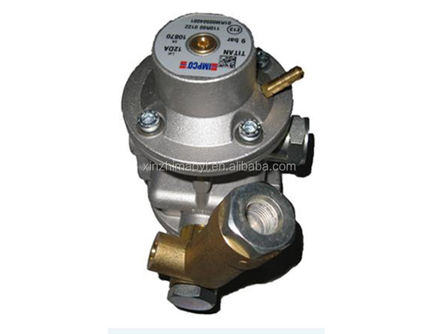 Auto Bus CNG Natural Gas High Quality Regulator For Injection Genset Truck