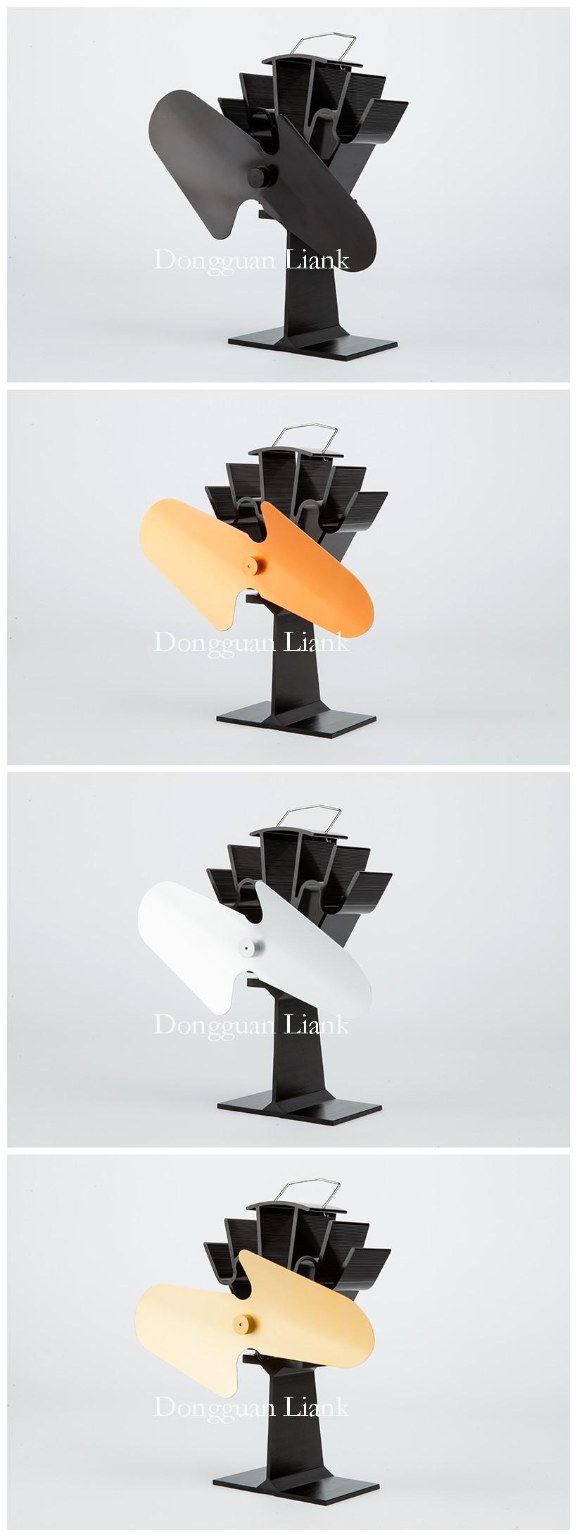 liank ecofan fireplace heat powered stove fan sf 112 wood stove