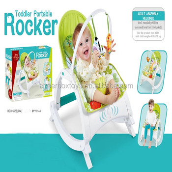newborn to toddler portable rocker baby bouncer chair baby rocker