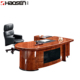Rolls 2405 modern office executive secretary desk table