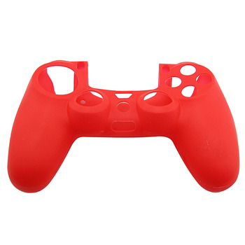 wholesale Different Color Silicone Skin Case for PS4 Controller