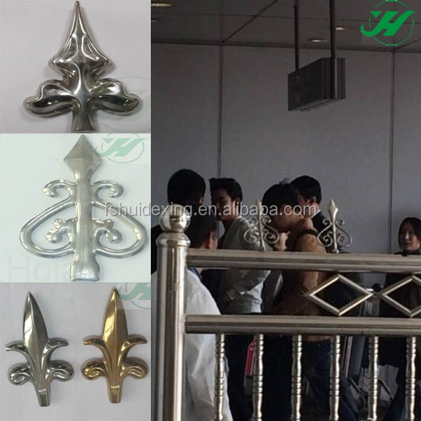 Decorative Stainless Steel Railing Fitting