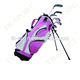 Pink Cute girl US Kids Golf Club Sets