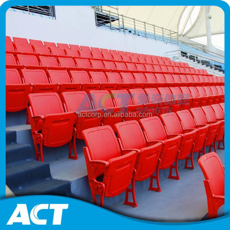 Stadium Seats Product : China supplier of football stadium chair seat cs gzy l