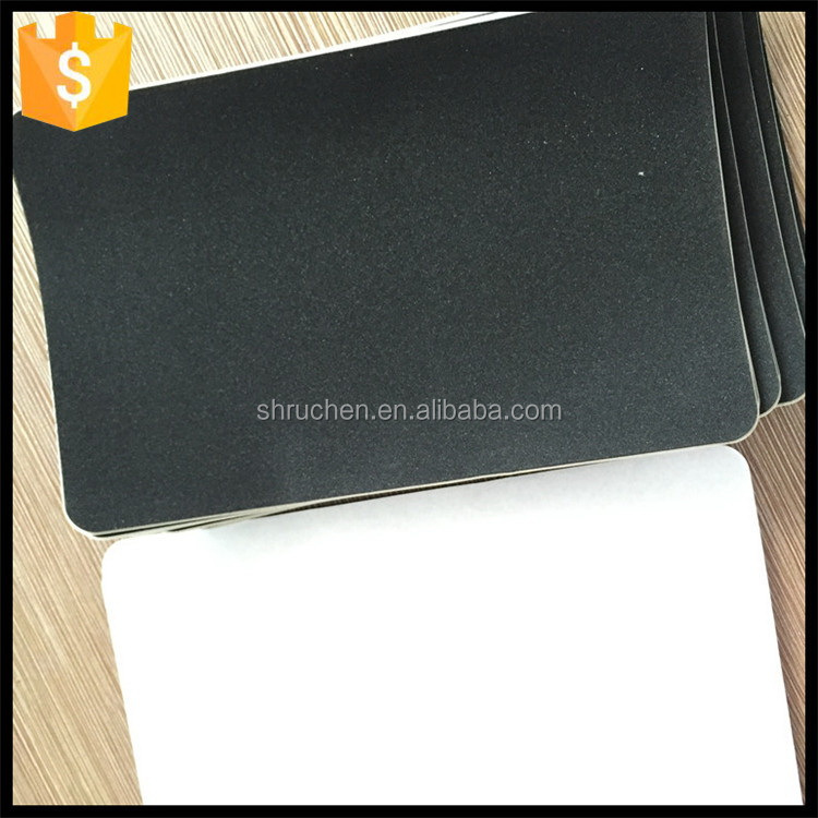 Top level new arrival customized black epdm rubber foam bar