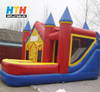PVC inflatable slide water bounce house