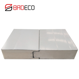 Cladding Insulation PU Foam Sandwich Cold Room Panel Freezer Cold Plate