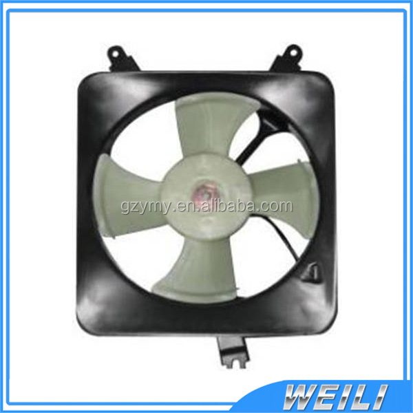 Electric Cooling Fan / Condenser Fan / Radiator Fan Assembly 38605PTO003T Motor: 38616PT0003 Fan: 38511PTO003 for HONDA Accord