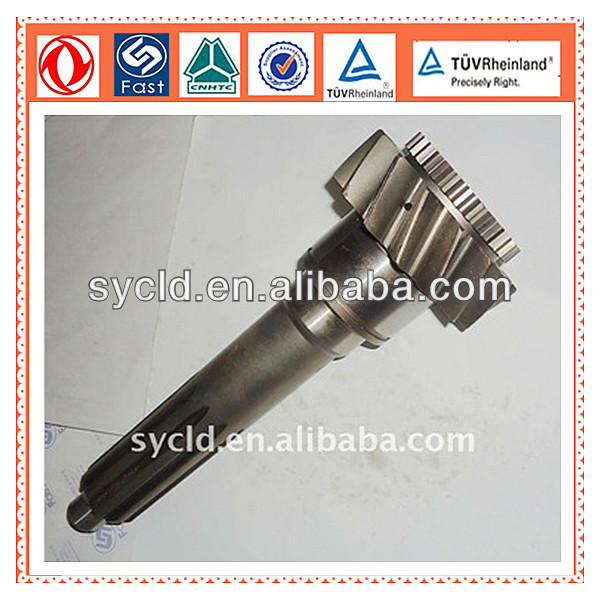 1700NB1-031 dongfeng Transmission main shaft
