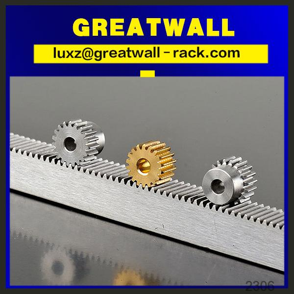 2017 Greatwall Gear Racks & Pinions