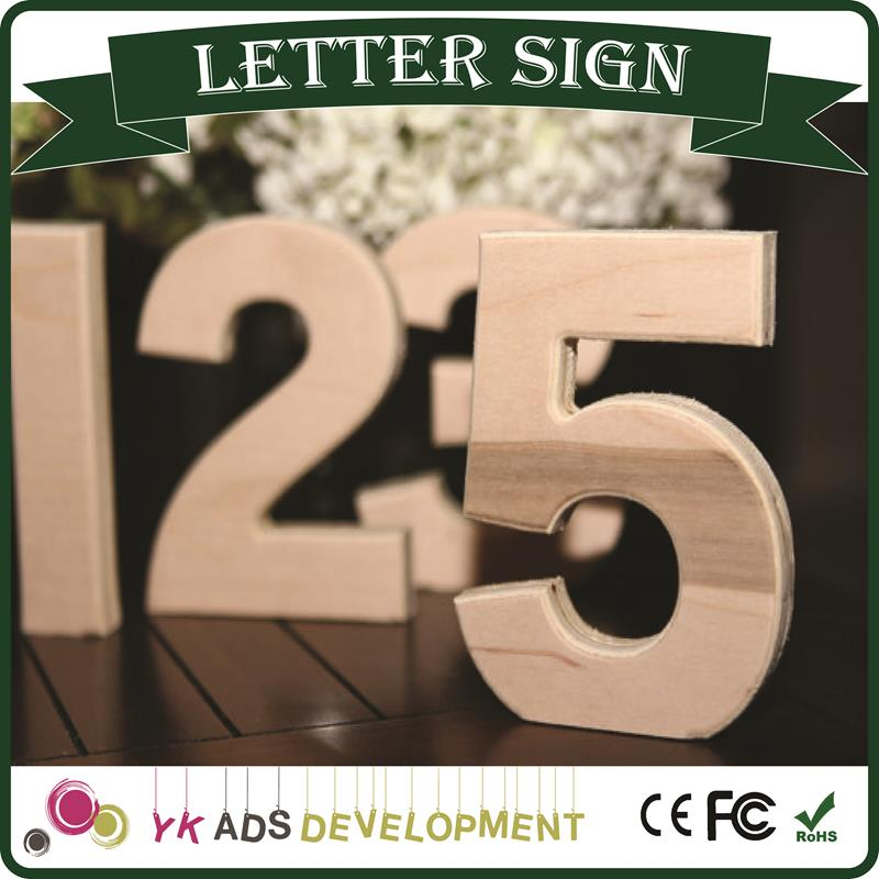 alphabet letter Customized Shape Holiday <strong>Wooden</strong> Nutcrackers Decoration