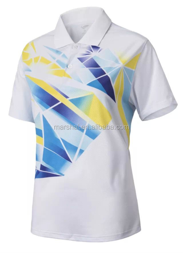 Wholesale thailand quality sublimation printed jersey for Design cheap t shirts no minimum