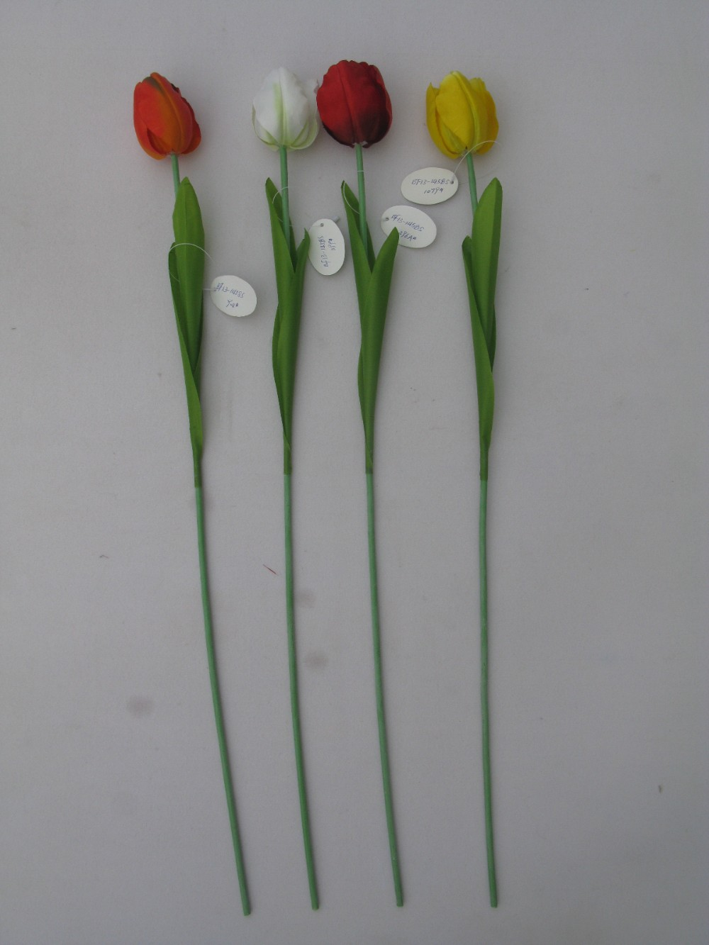 Artificial Tulip Stem Flower for Wedding Decor