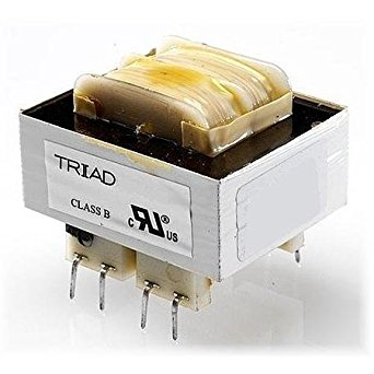 Power Transformers 24VCT@.5A 12V@1A DUAL PRIMARY 8 PIN