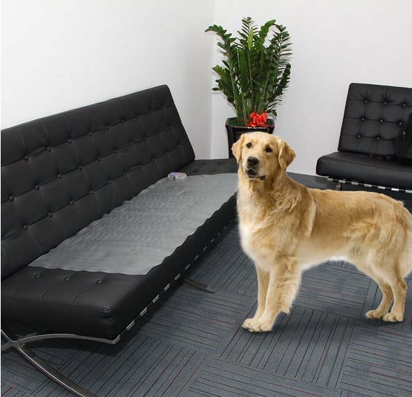 dogs cats scat mat electronic pet training mat sofa protection keep pets off furniture buy. Black Bedroom Furniture Sets. Home Design Ideas
