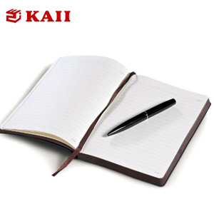 Personalized Wholesale A5 Pocket Spiral Notebook With Logo Embossed
