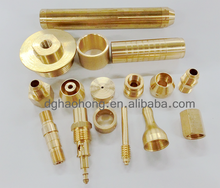 High precision cnc machined brass aluminum parts CNC Lathe Machining / Turning / Milling / Anodizing / Stamping / Punching Parts