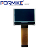 160x92 Cog Graphic Lcd Module Transmissive Red Backlight Fstn Negative Lcd Module with Ce Compliant