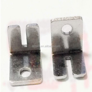 custom sheet metal hardware parts stainless steel bracket
