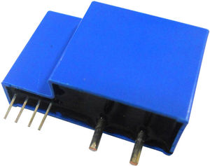 output current signal integrated closed loop Hall effect DC AC pulsed current transducer / sensor RCB46B-10 (Ipn=10A)