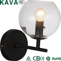 2016 new Hotel cheap import only unique wall lamp with CE ROHS UL