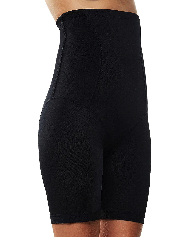 f1920bef3 Beilini Women s Shapewear Minimizing Hi-Waist Boyshort Thigh Slimmer