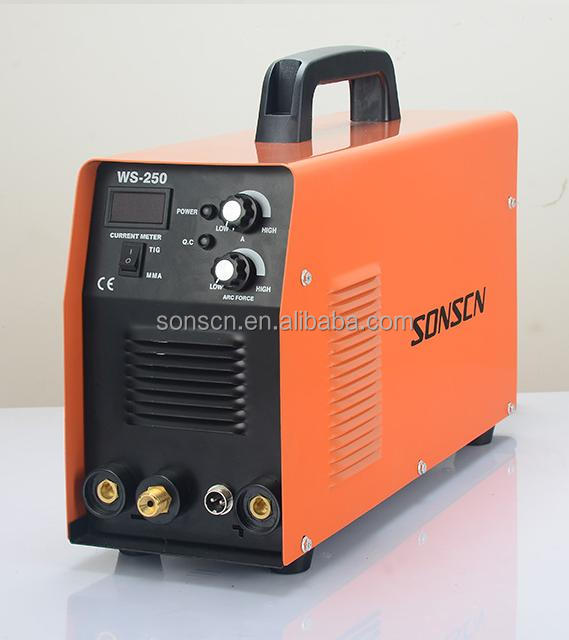 Multi function <strong>welding</strong> machine inverter TIG <strong>welding</strong> (WS-200)