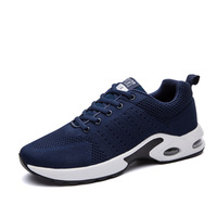 Wholesale Knitting Running Sneakers Slip-on Men Action Sports Shoes Casual Shoes