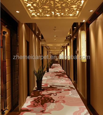 Advanced Weave Axminster Carpet, Corridor Carpet Factory Price