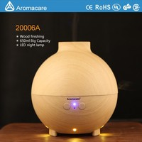China manufaturer Aromacare Wood Ions Aroma Scent