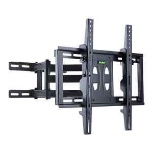 90 Degree Telescoping Swing Arm TV Wall Mount for 32 - 55 Inch TV Good Quality
