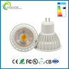 Good Heat Sink Aluminum + PC 9W Warm White COB LED Spot Light