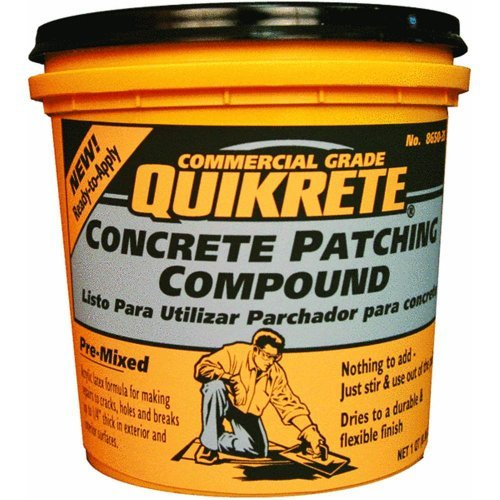 SAKRETE OF NORTH AMERICA 865035 QT Premixed Concrete Patch by Sakrete Of North America