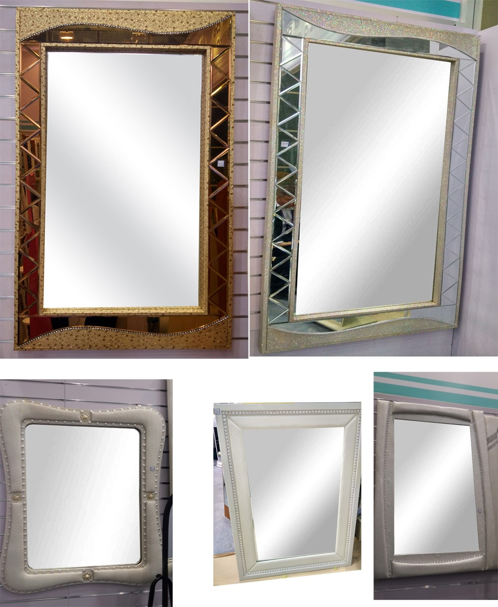 Living room decoration large wall mirrors cheap factory for Large wall mirrors cheap