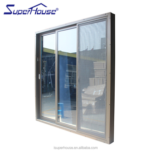 China product sound proof sliding modern metal doors models