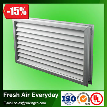 Aluminium door grill design ventilation grilles for doors for Door ventilation design