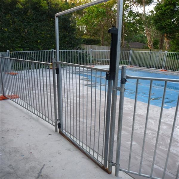 High quality river removable fence swimming pool temporary
