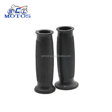 SCL-2014110018 750cc Motorcycle Handle Grip Motorbike Black Rubber Handle Grips