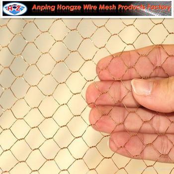 Hot Sale Galvanized Hexagonal Wire Mesh/1/2 Inch Chicken Wire ...