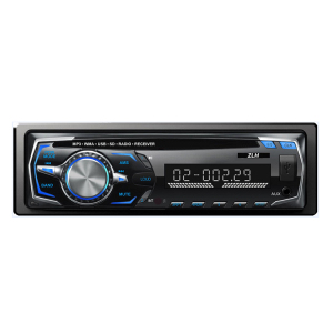 Universal Single DinCar Stereo Cassette Audio USB Portable Music Payer Car MP3 Music Player With Bluetooth Speaker