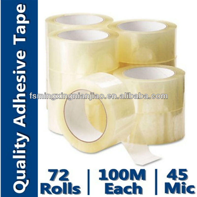 "Clear Packaging Adhesive Tape 2"" x 110 yards"