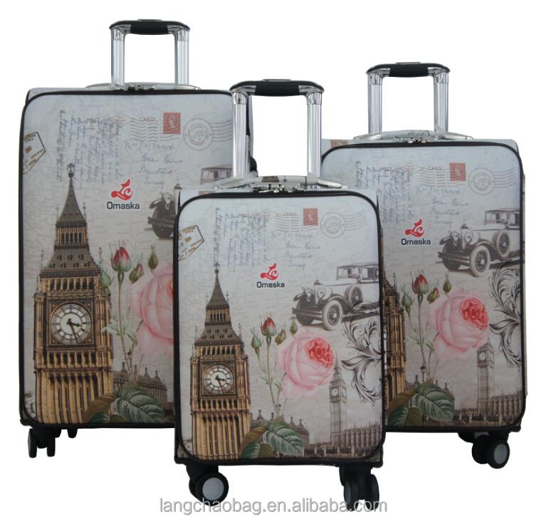 Wholesale Vintage Suitcases Unique Sets For Girls Ladies Designer ...