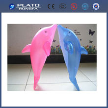giant animal toy for promotion, inflatable dolphin model
