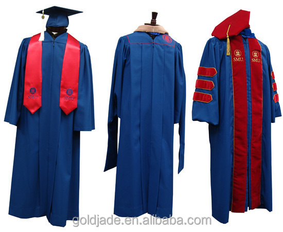 Oem Black Graduation Gown Latest Gown Designs,Black Graduation ...
