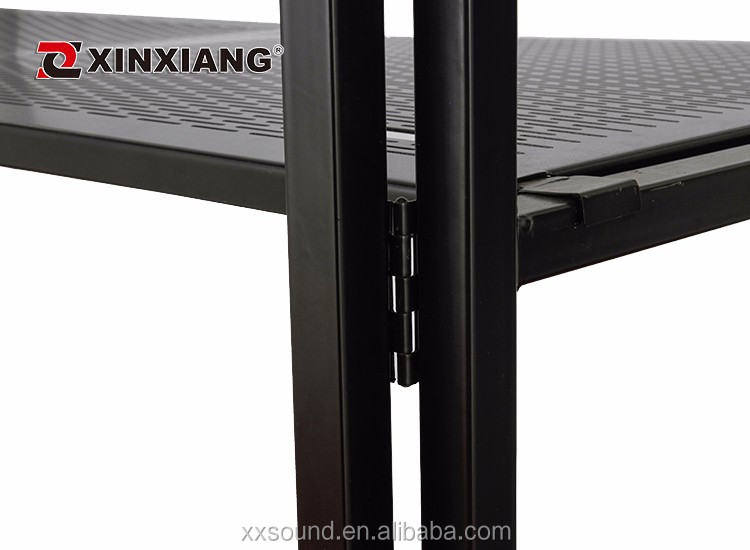 on stage easy to assemble dj booth stand turss custom led dj booth panels for sale