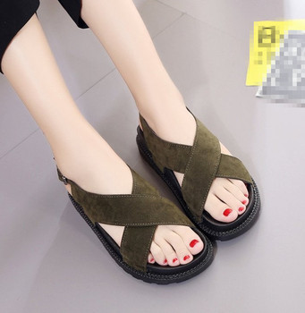 zm60211a summer new style fashion flat base slipper women beach shoes  leisure sandals student girls shoes