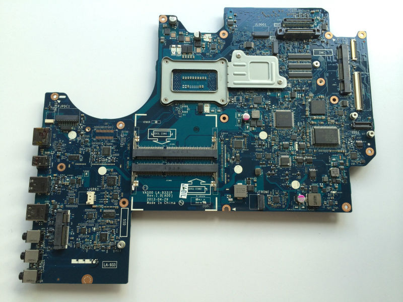 Genuine Replace Motherboard For Dell Alienware 17 R1 Gr0h2 ...