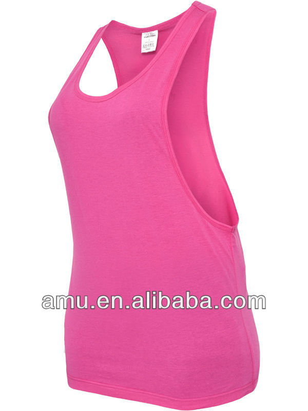 2013 stylish Latest Designer clothes Fancy ladies loose tank tops
